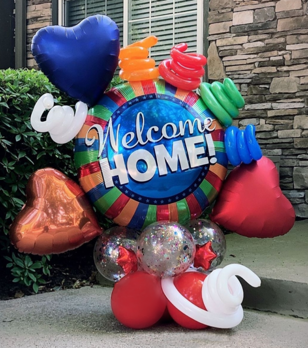 Welcome home beejouballoons.com St. Augustine florida