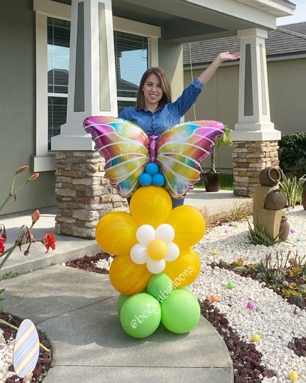My Garden beejouballoons.com Saint Augustine Fl Bouquets Balloons Decorations Party Gifts Surprises 2