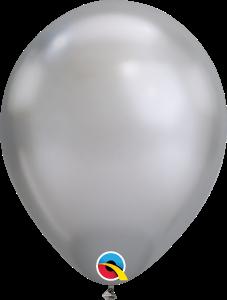 Chrome® Silver